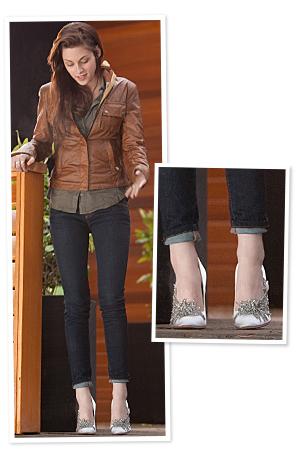 Bella Swan Wedding Shoes